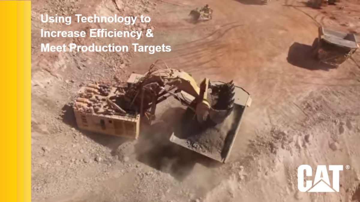 Using Technology to Increase Efficiency & Meet Production Targets