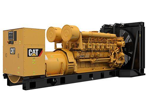 3516 (50 Hz) - Diesel Generator Sets
