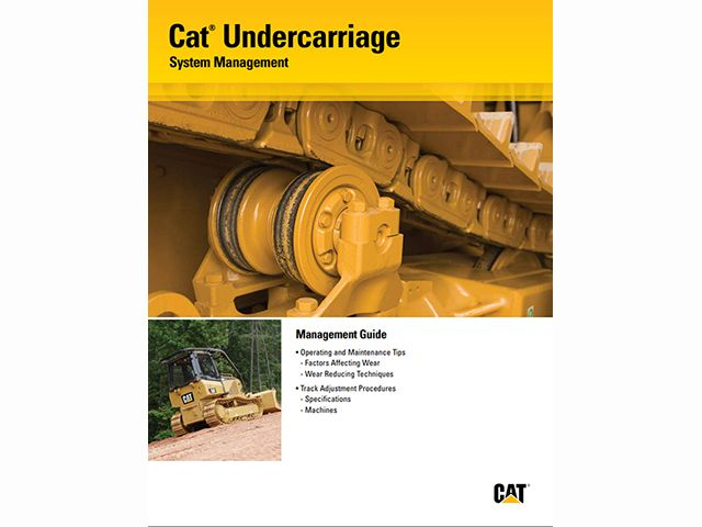 Cat Undercarriage System Management