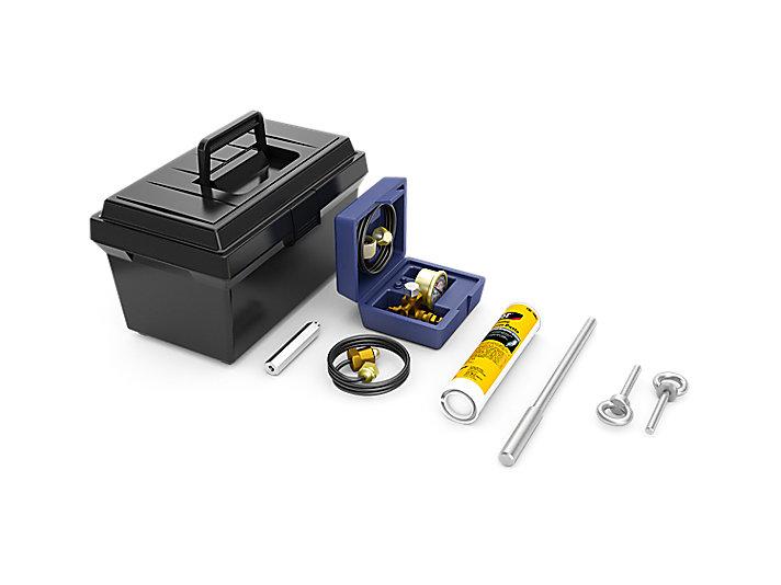 B6 Hammer Toolbox Contents