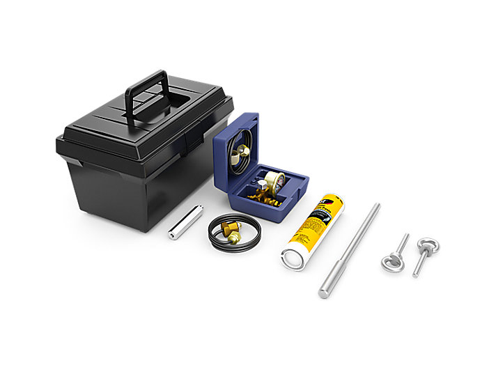 B6s Hammer Toolbox Contents