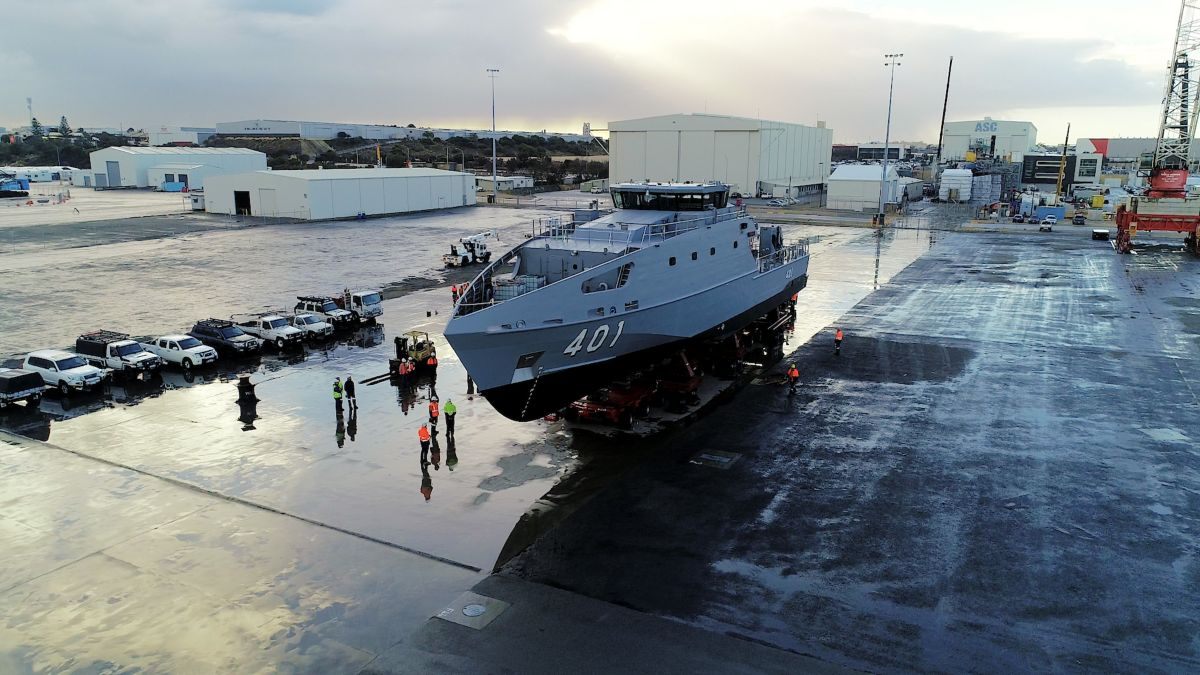 Caterpillar Austal Limited