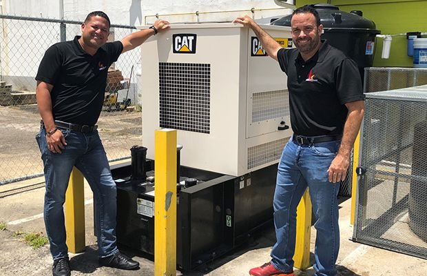COULD A GENSET BE A COMPETITIVE ADVANTAGE?