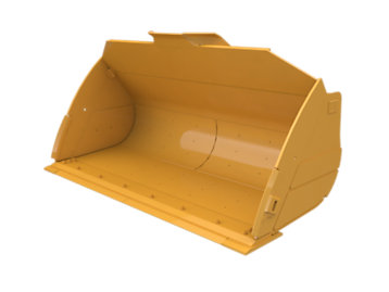 General Purpose Bucket 5.1m³ (6.75yd³)Performance Series