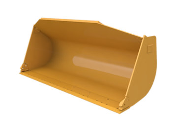 General Purpose Bucket 2.7m³ (3.53yd³)