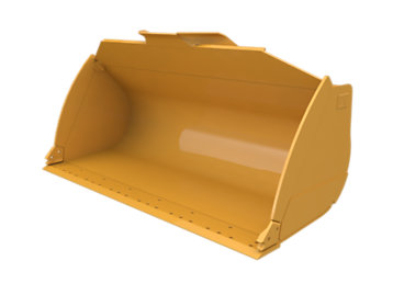 General Purpose Bucket 4.2m³ (5.50yd³)Performance Series