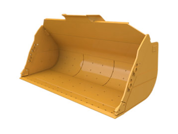General Purpose Bucket 6.1m³ (8.00yd³)Performance Series