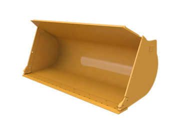 General Purpose Bucket 5.0m³ (6.50yd³)