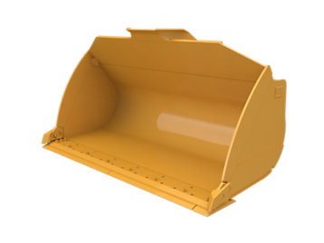 General Purpose Bucket 4.8m³ (6.25yd³)Performance Series