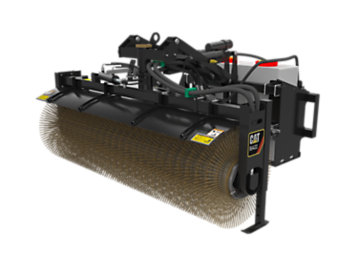Foto del BA22 Hydraulic Angle Broom 12V with Water