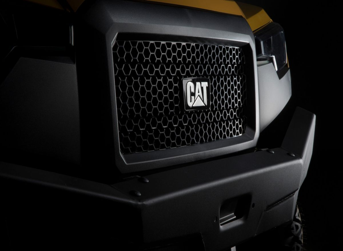 Cat Utility Vehicles