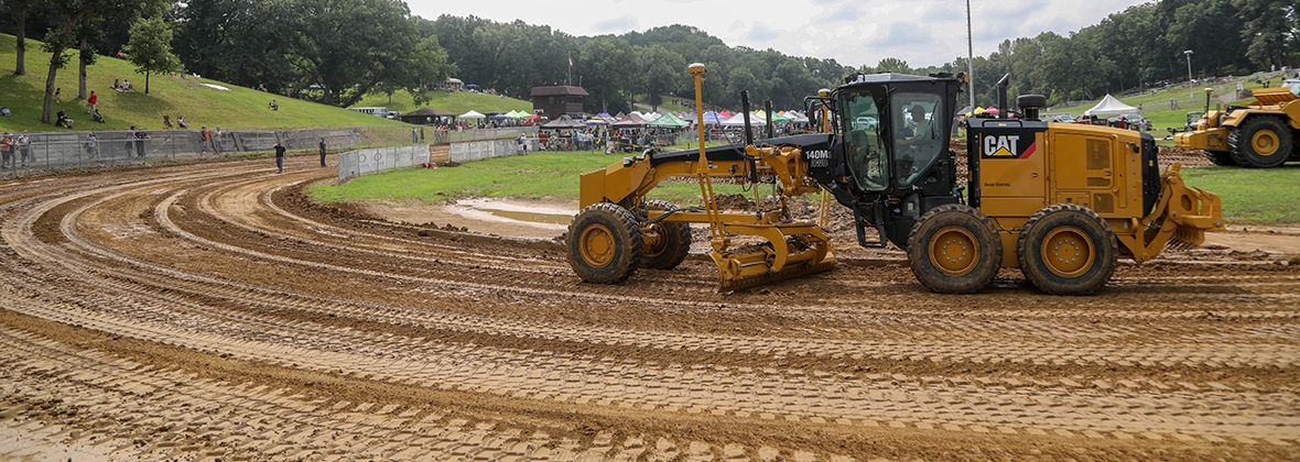 building a dirt track building a flat track building a motorcycle track