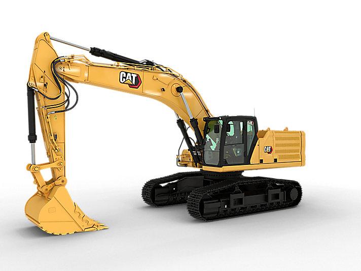 Escavatore idraulico 340
