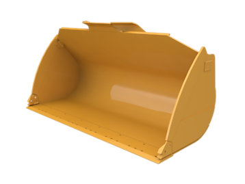 Flat Floor  Bucket 3.3m³ (4.25yd³)Performance Series