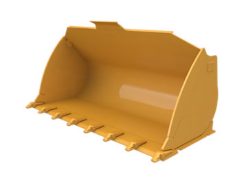 Flat Floor  Bucket 3.4m³ (4.40yd³)Performance Series