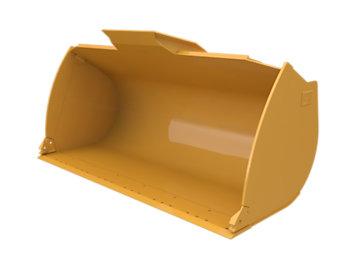 Flat Floor  Bucket 3.4m³ (4.50yd³)
