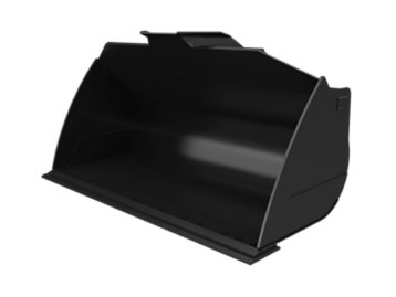 Flat Floor  Bucket 4.8m³ (6.25yd³)Performance Series