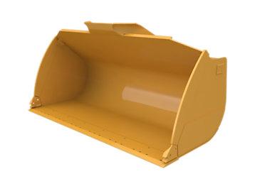 Flat Floor  Bucket 3.8m³ (4.97yd³)