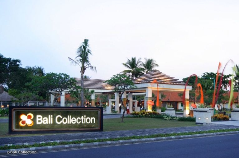 Bali Collection Mall installed Perkins® 4008TAG2A engine in their shopping centre