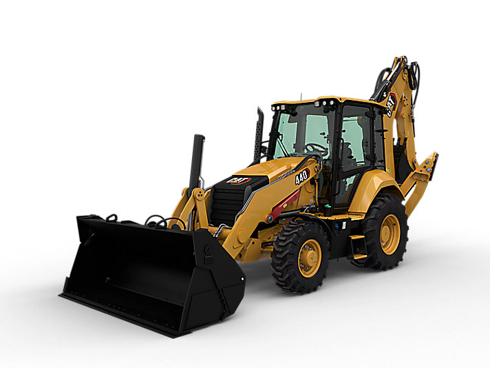 440 Backhoe Loader
