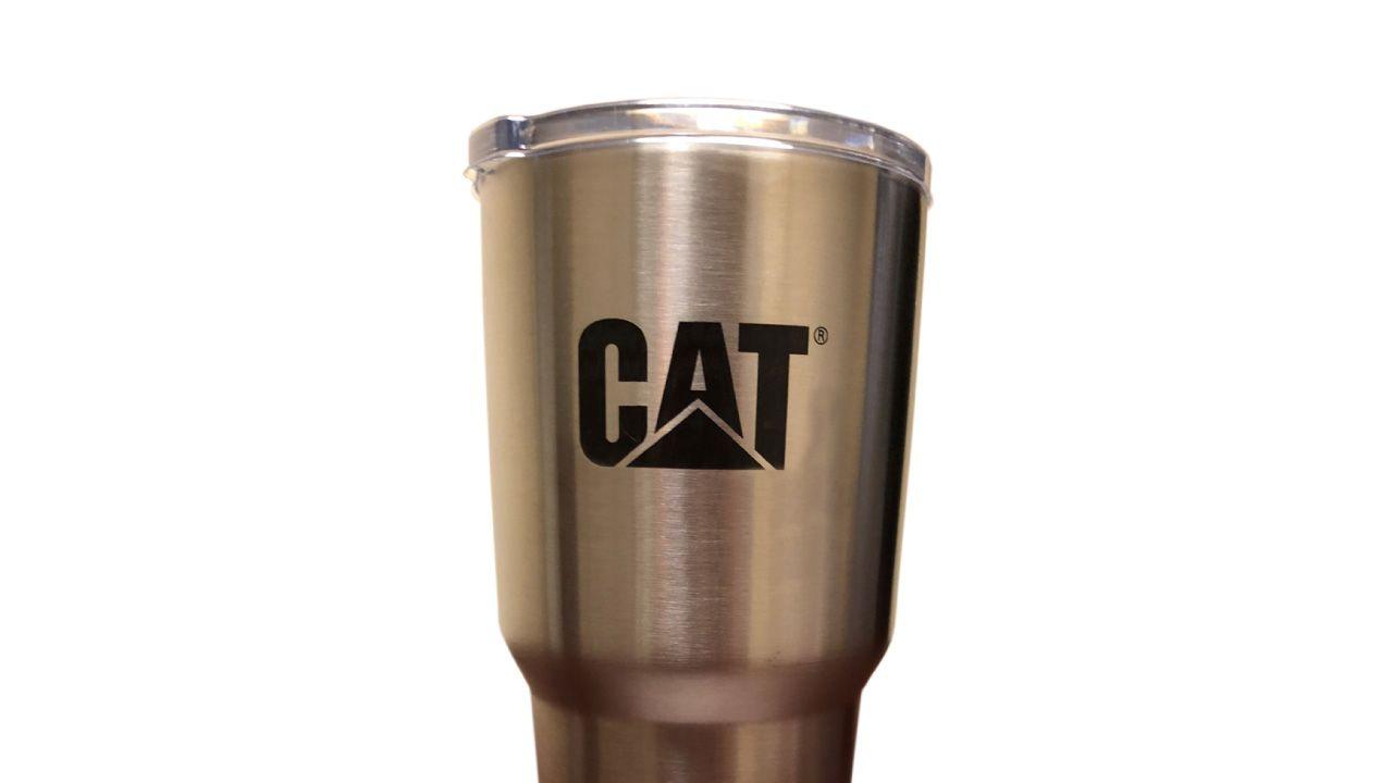 Cat tumbler