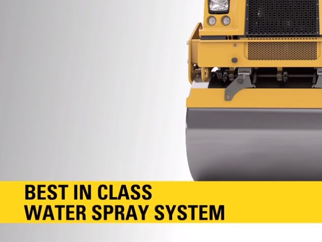 Best-in-class water spray system