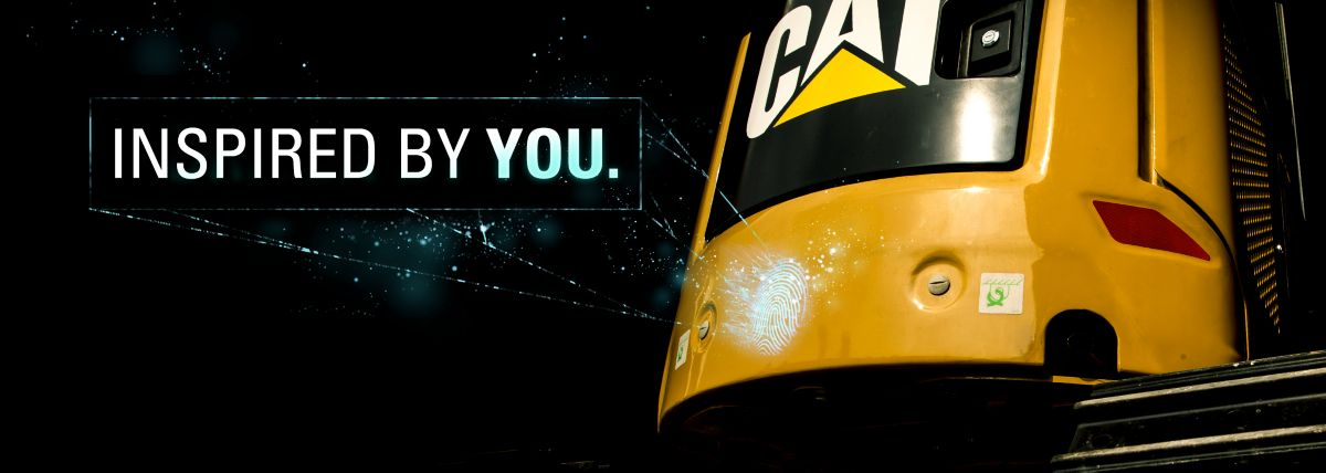 Inspired By You – Next Generation Cat Mini Excavators