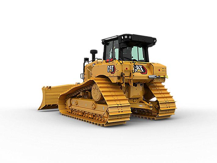 Tracteur D6