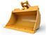 General Purpose Bucket 4.1m³ (5.40yd³)