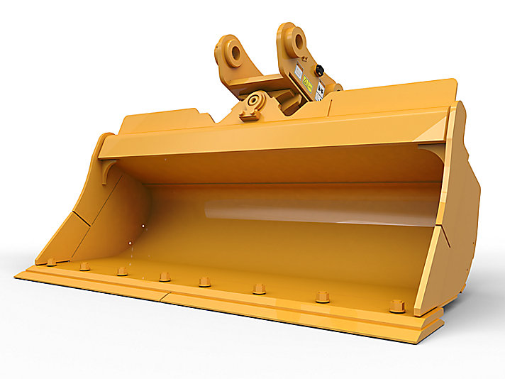 Ditch Cleaning Tilt Bucket