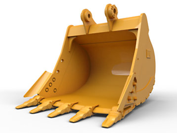 Heavy Duty Bucket 1350 mm (54 in)