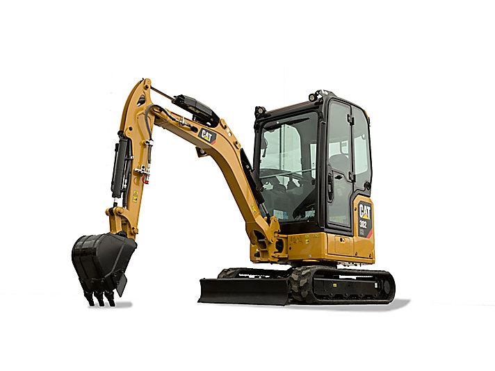302 CR 小型液压挖掘机