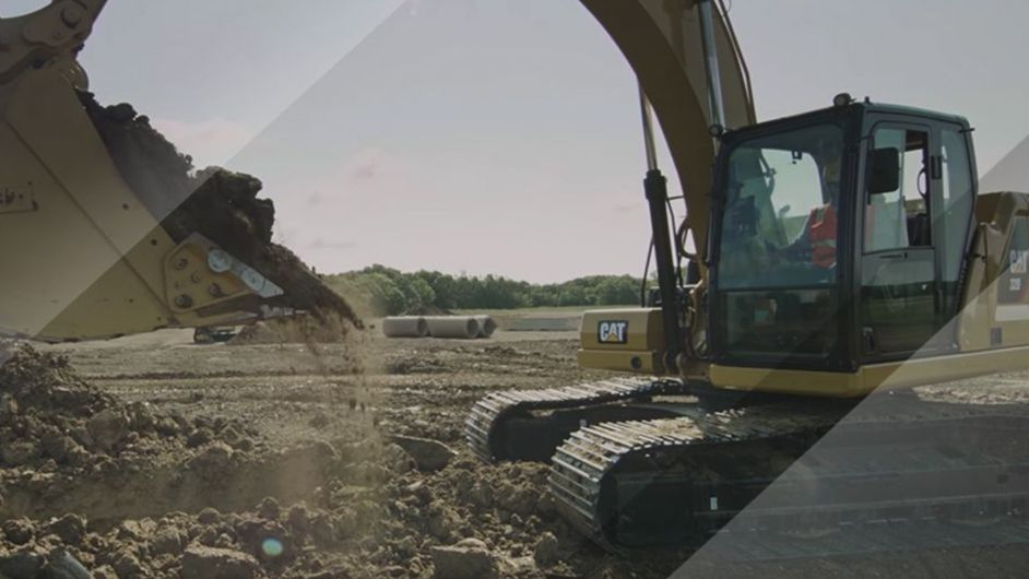 "Cat 320 Excavator ""Makes Life Easier"" for Whaley & Sons"