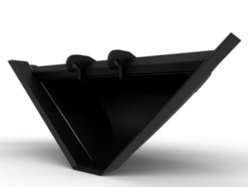 Profile Bucket 300 mm (12 in)
