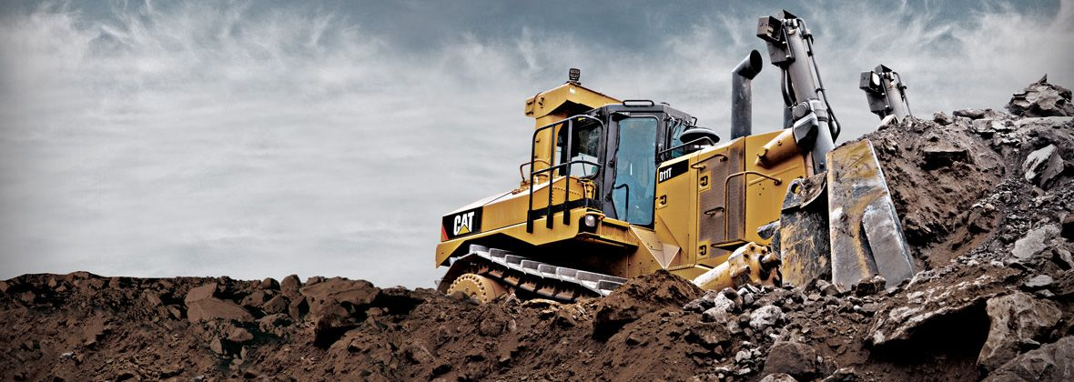 Cat® Large Dozers - Learn more about the D8 D9 D10 and D11 track-type tractors from Caterpillar