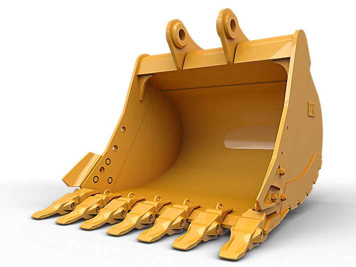 Heavy Duty Pin Grabber Performance Bucket