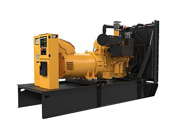 C18 (50 Hz) - Diesel Generator Sets