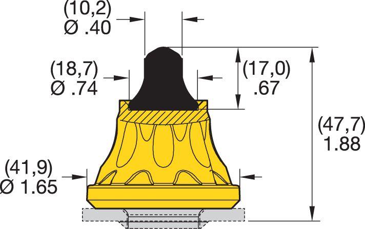 RK3-01 Road Milling Teeth