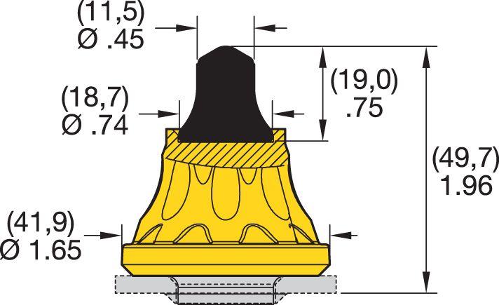 RK4-03 Road Milling Teeth