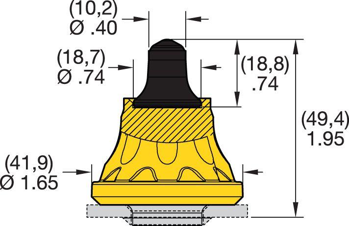 RK3-02 Road Milling Teeth