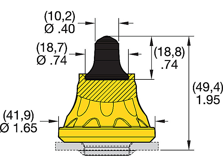 RK3-02 ROAD MILLING TEETH