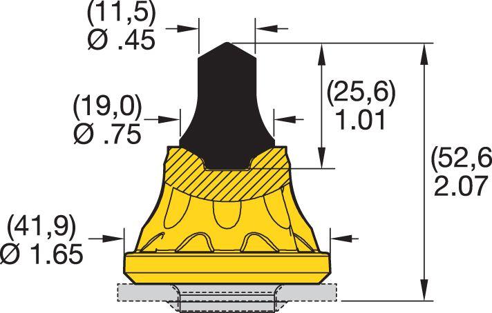 RK5-01 Road Milling Teeth