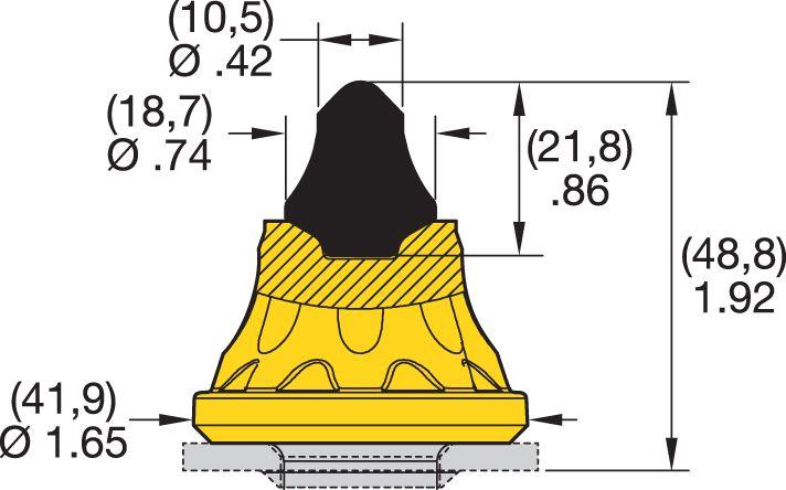 RK3-03 Road Milling Teeth
