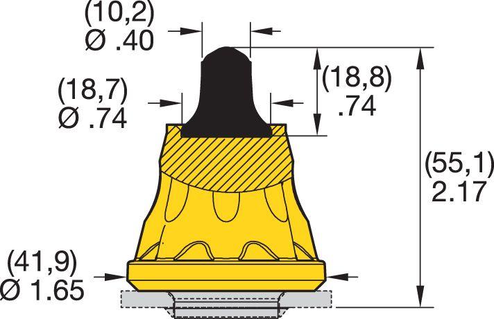 SK3-02 Road Milling Teeth