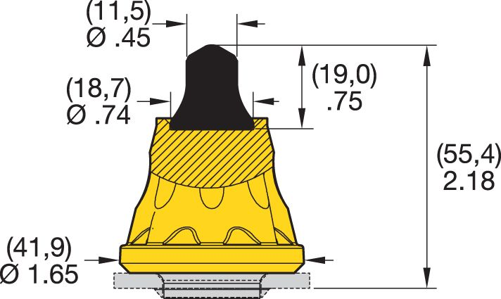 SK4-03 Road Milling Teeth