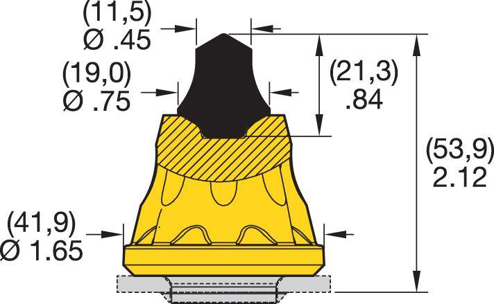 SK4-01 Road Milling Teeth