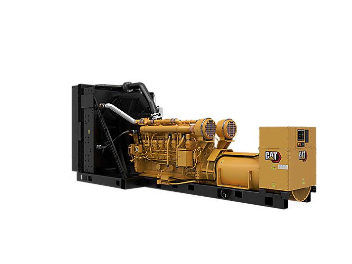 3516E 发电机组套件,右后