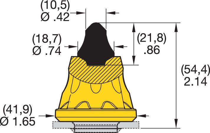 SK3-03 Road Milling Teeth