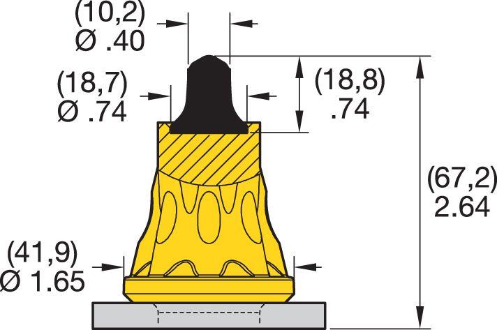 AK3-02 Road Milling Teeth