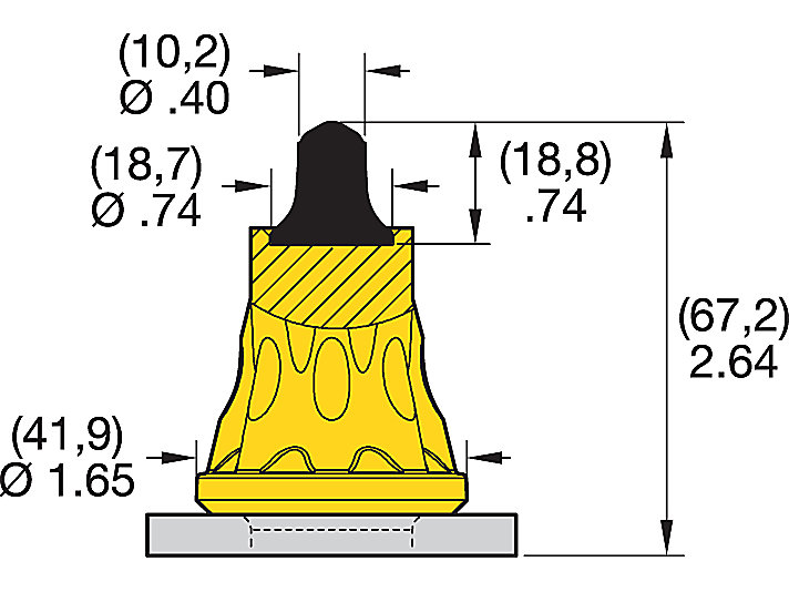 AK3-02 ROAD MILLING TEETH